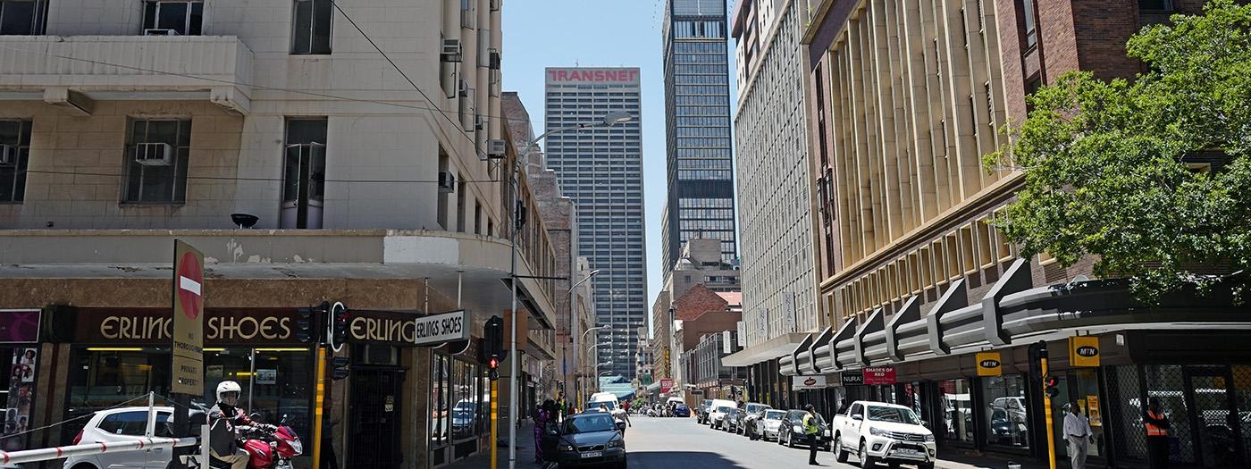 A Visit to Johannesburg, SA