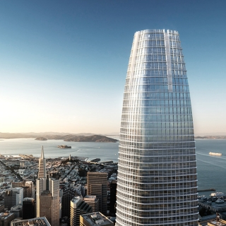 Sales Force Tower - San Francisco, CA Image